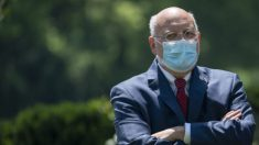 """Protestas masivas podrían estar """"sembrando el virus"""" en EE.UU., alerta el director de los CDC"""