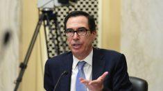 Mnuchin: El próximo paquete de estímulo podría aprobarse en julio y se centraría en los empleos