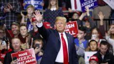 Asistentes del mitin de Trump recibirán mascarillas y desinfectante, dice campaña presidencial