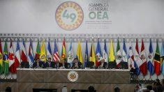 La OEA celebrará su Asamblea General en EE.UU. tras la renuncia de Bahamas