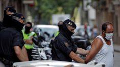 Detienen a dos presuntos yihadistas que pretendían atentar en Barcelona