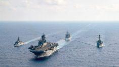 Australia rechaza los reclamos de Beijing sobre el Mar de China Meridional uniéndose a EE.UU.
