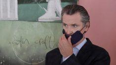 Altos funcionarios de la Asociación Médica de California asisten a concurrida cena con el gobernador