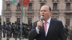 Capturan al exgobernador mexicano César Duarte acusado de corrupción en EE.UU.
