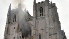Confiesa ante el juez el autor del incendio de la catedral de Nantes