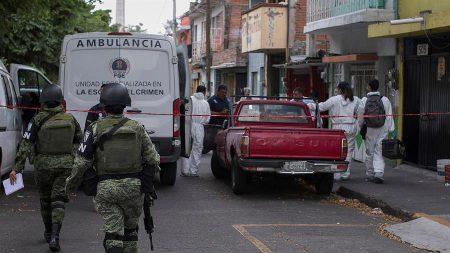 Enfrentamiento entre cárteles deja 5 muertos en oeste de México