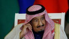 Hospitalizan al rey de Arabia Saudí, de 84 años, por inflamación de vesícula biliar