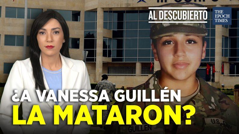 Abogada de la familia de la soldado Vanessa Guillén dice que la mataron (Al Descubierto/La Gran Época)