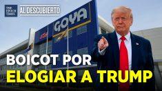 Al Descubierto: CEO de Goya Foods elogia a Trump
