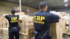 Aduanas y Protección Fronteriza de EE.UU. detiene productos sospechosos de trabajo forzado de China