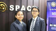 2 estudiantes de preparatoria en India descubren asteroide cerca de Marte moviéndose hacia la Tierra