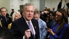 """Negociaciones sobre estímulos comenzarán """"en serio"""" el lunes, dice jefe de Gabinete de la Casa Blanca"""
