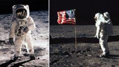 Hace 51 años Neil Armstrong y Buzz Aldrin se convirtieron en los primeros hombres en caminar en la Luna