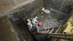 Hallan restos de palacio prehispánico y de casa de Hernán Cortés en México