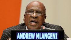 """Muere a los 95 años Andrew Mlangeni, héroe de la lucha contra el """"apartheid"""""""