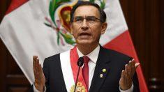 Presidente de Perú convoca a elecciones generales para el 11 de abril de 2021