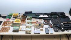 Desmantelan en Panamá una red de altos funcionarios traficantes de armas