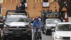 Agentes rescatan a 23 niños de red de trata de personas en el sur de México