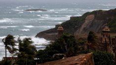 Potencial ciclón tiene en alerta a amplia zona del Caribe nororiental