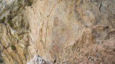 El último terremoto descubre pinturas rupestres en el sur de México