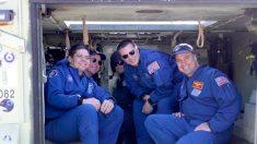 La NASA y SpaceX dan luz verde para retorno a la Tierra de la misión Demo-2