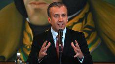 Tareck el Aissami, otro alto funcionario chavista, tiene COVID-19