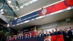 China recauda en silencio USD 1800 millones en la Bolsa de Londres y planea ir por más