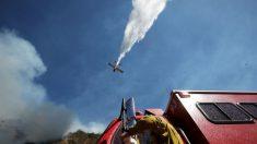 Dos aviones de bomberos chocaron en el sur de Nevada y ambos pilotos murieron