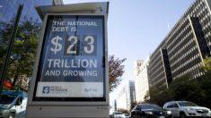 El mundo se está ahogando en deudas