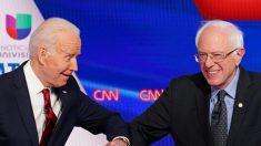 El acuerdo de unidad Biden-Sanders señala el vaivén de los demócratas hacia la izquierda