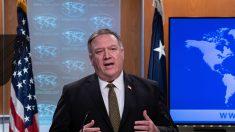 EE.UU. pide al régimen chino que ponga fin a la persecución a Falun Dafa, dice Pompeo