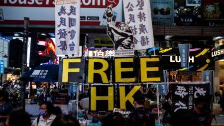 Beijing usa ley de seguridad nacional para suprimir libertades de Hong Kong: informe de Reino Unido