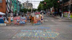 Policía de Seattle despeja zona autónoma luego de que la alcaldesa la declarara como asamblea ilegal