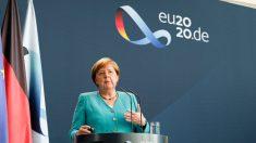 """La UE busca """"diálogo"""" sobre Hong Kong, mientras Alemania asume la presidencia"""