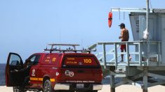 Socorristas detectan accidente de avión en el océano y se sumergen para salvar al piloto herido