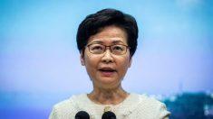 China al Descubierto: Trump sanciona a la líder de Hong Kong por subvertir libertades