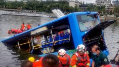 Conductor chino se estrelló y mató deliberadamente a 21 personas después de que su casa fue demolida