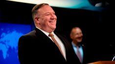 Pompeo dice que EE.UU. alienta a India a alejarse de China