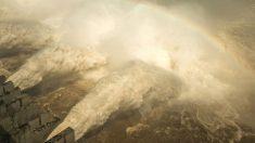 El tercer pico de inundaciones en China de este año llega al río Yangtze