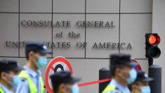 El consulado de EE.UU. en Chengdu cierra bajo el escrutinio de la prensa estatal china