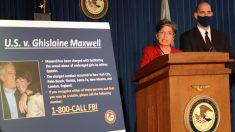 Revelan cargos contra Ghislaine Maxwell, asociada de Epstein, luego de su arresto