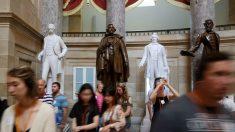 Incluyen la eliminación de estatuas confederadas en proyecto de ley de financiación