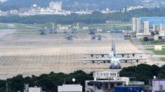 Confinadas dos bases militares de EEUU en Okinawa por virus del PCCh