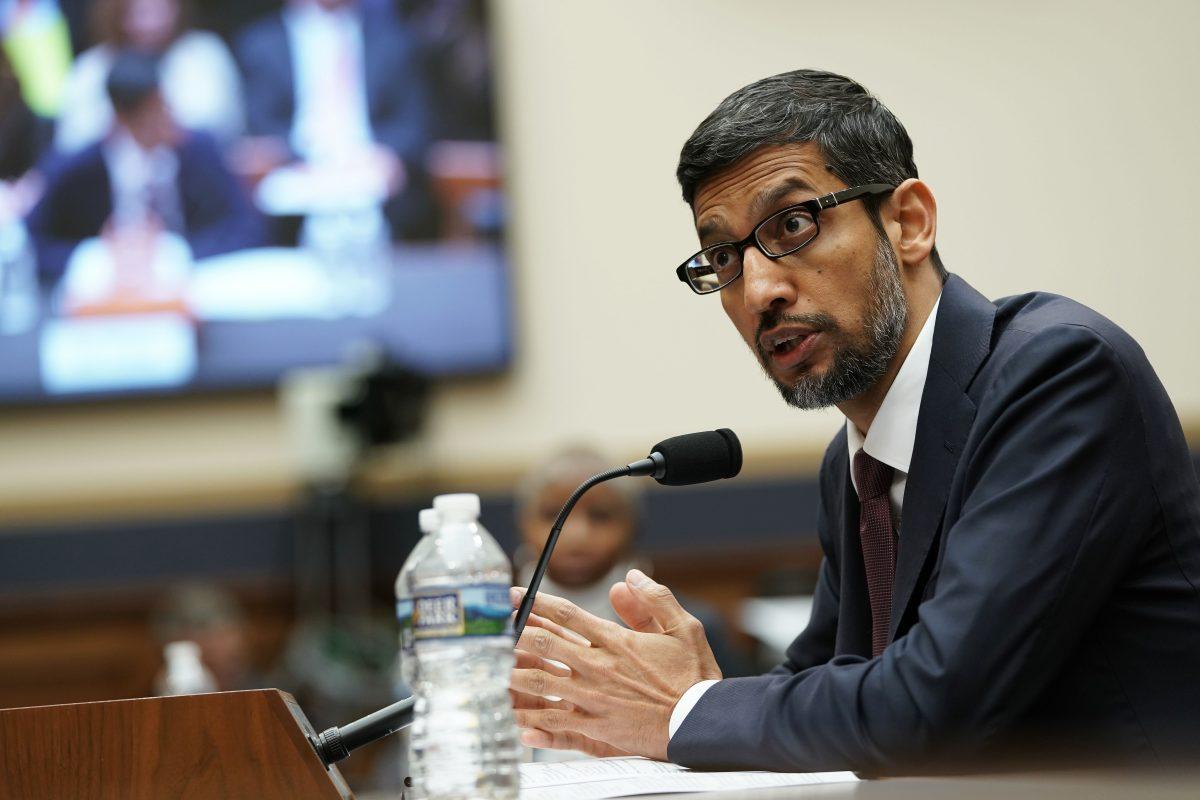 Google CEO Sundar Pichai 1200x800