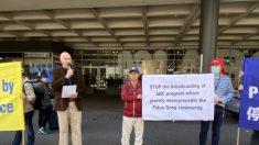 ABC violaría su propio código de práctica en su cobertura, dice portavoz de Falun Gong