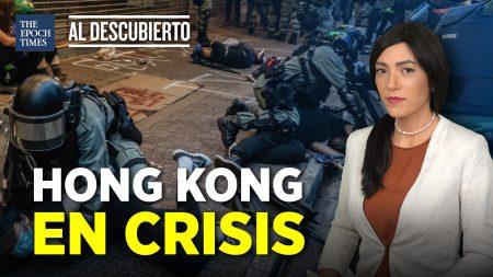 Al Descubierto: Más de 300 arrestos en protestas de Hong Kong. Policía despeja zona CHOP en Seattle