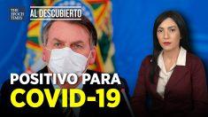 Al Descubierto: Bolsonaro da positivo para COVID-19. Tiktok podría ser limitado en EE.UU.