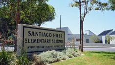 Distrito Escolar de Irvine desafía a Junta del condado exigiendo cubiertas faciales a estudiantes