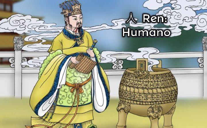 El Rey Zhou de la Dinastía Shang fue un ejemplo de virtud y un gobernador modelo. (Sun Mingguo/La Gran Época)