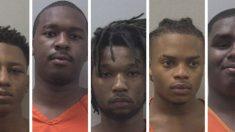 Arrestan a cinco empleados de UPS implicados en red de robo de armas en Carolina del Sur